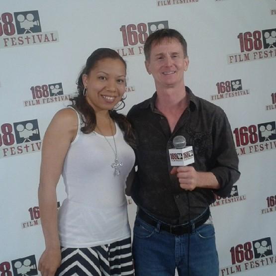 Kristina Sullivan And John David Ware, Founder, Director at 168 Film Project