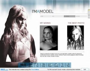 model-template2