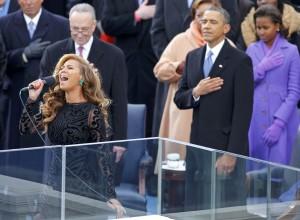 2013 U.S. Presidential Inauguration Ceremonies. January 21, 2013. Jim Bourg / Reuters